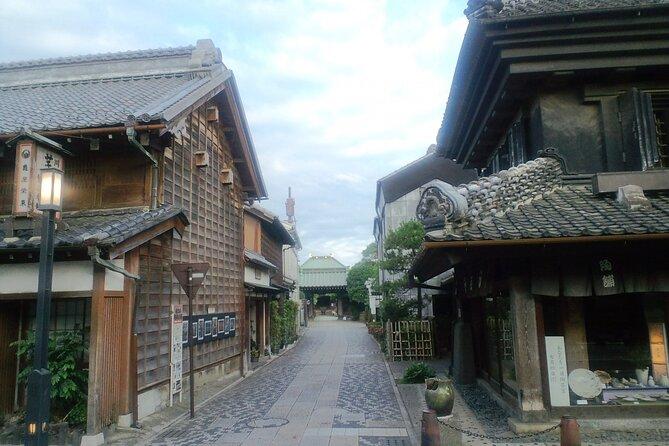 Kawagoe, Saitama 1 Day Private Tour