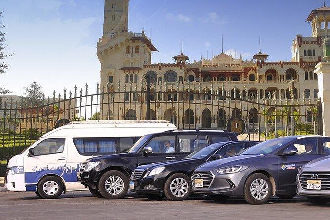 Luxor to Hurghada private transfer