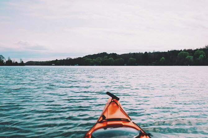 Small-Group Kayaking Tour from Senja