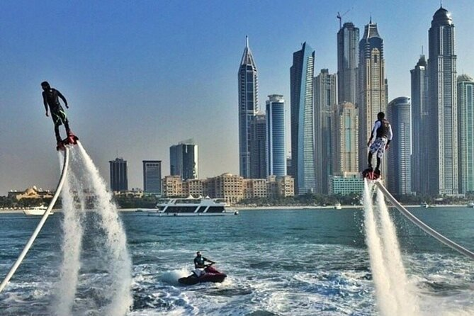 30 Minute Guided Flyboard Experience in Dubai