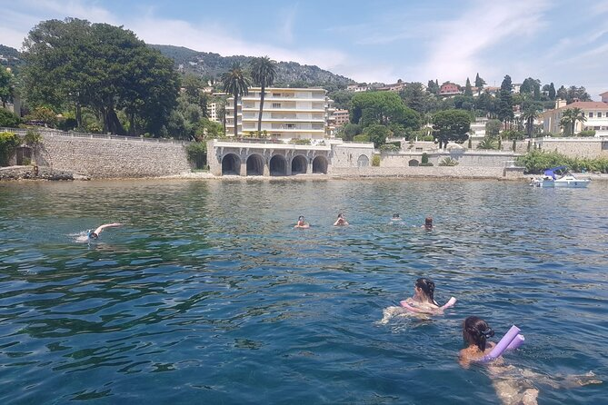 Boat excursion from Nice to Monaco- 2h30
