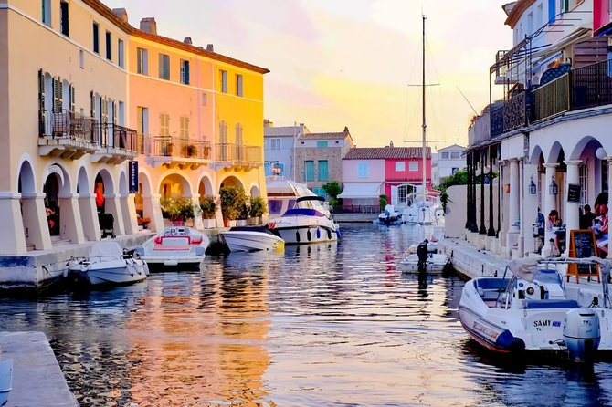 Boat excursion from Cannes to Saint Tropez - 9h/17h