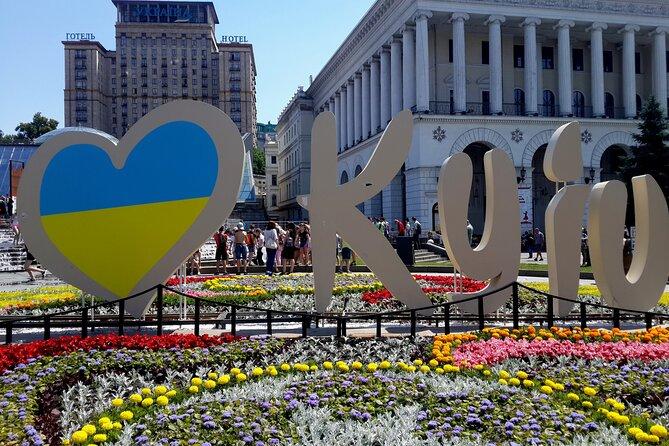 The Best Full Kiev Walking Tour