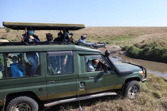 3 days best of Maasai Mara Budget Safari
