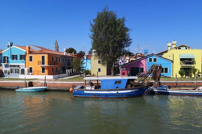 Boat trip to the islands of Venice and stop also in San Francesco del Deserto