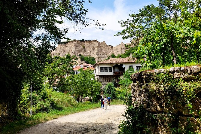 Audio Guide for All Melnik Sights, Attractions or Experiences