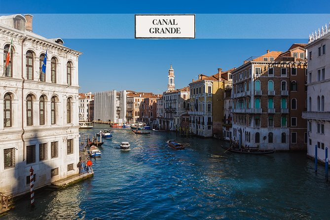 Guided Walking Tour of Venice: 24, 48 or 72 hour pass