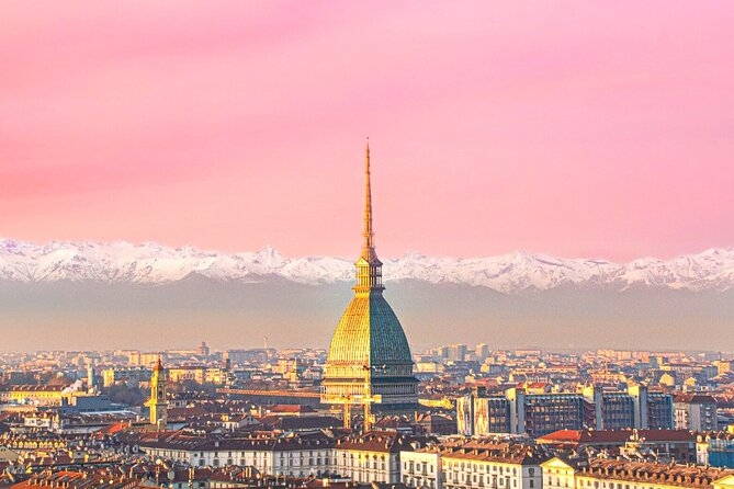 Highlights of Turin Bike Tour