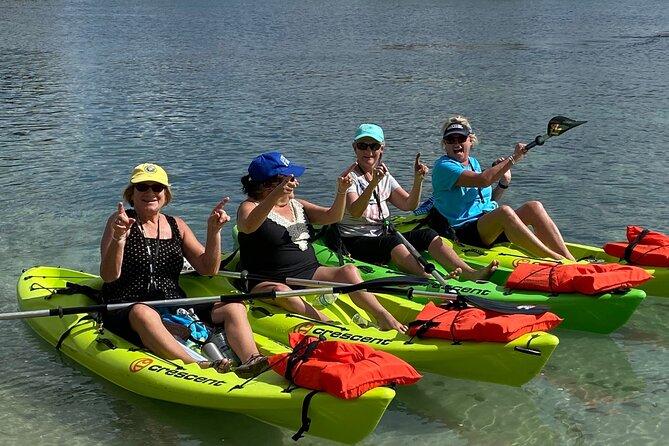4 Hour Single Kayak Rental In Crystal River