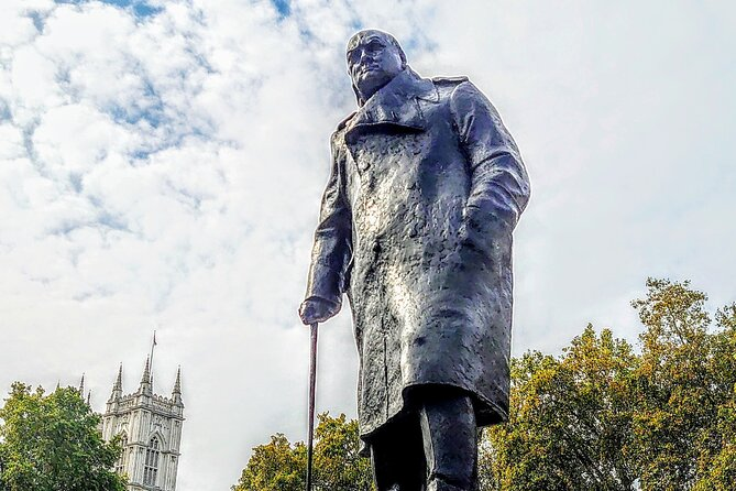 Winston Churchill's London - A Very Small Group Walking Tour