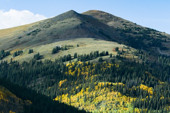 Private Autumn Aspens of Breckenridge Tour