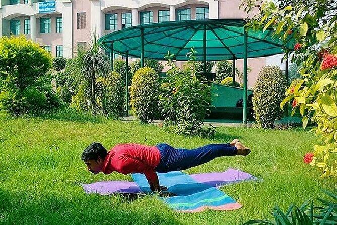 Yoga & Meditation Tour in Delhi