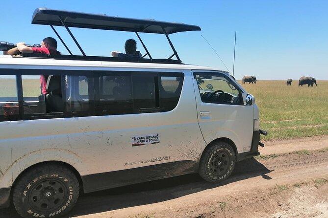2 Days Amboseli National Park Safari (Overnight tour with Mt.Kilimanjaro views)