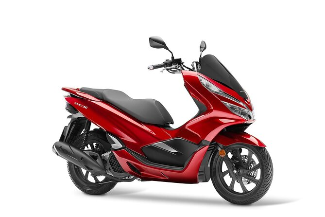 Rental scooter PCX Honda 125cc (B / A1 permit) Paris