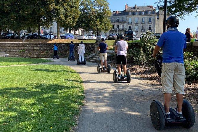 "Segway: ""Nantes's Patrimony"" City tour Nantes - 1H30"