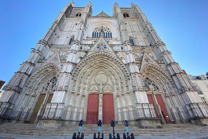 "Segway: ""The Wide Angle"" city tour Nantes - 2H30"
