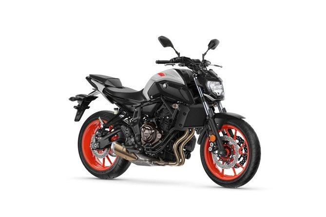 Motorcycle Rental MT-07 Yamaha (A2 License) Paris
