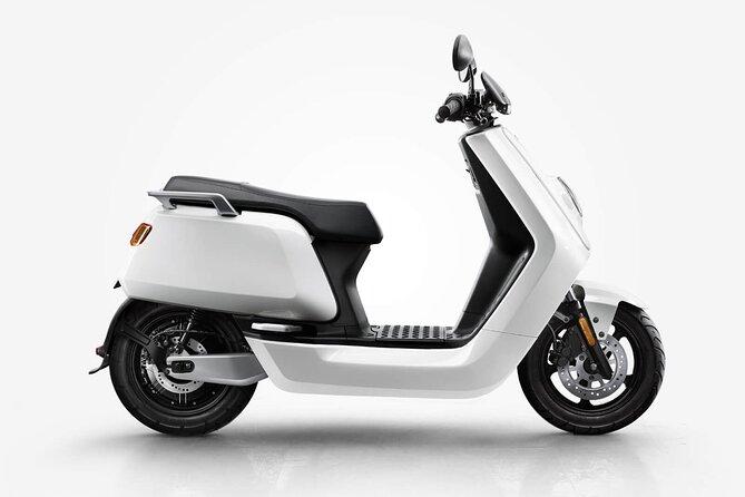 Electric scooter rental N1S Civic Niu 50cc Paris