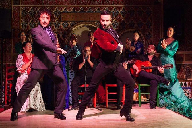 Flamenco Show at Torres Bermejas in Madrid
