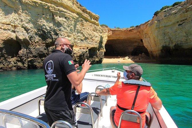 Benagil Caves - Private Boat Tour