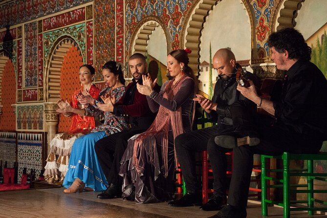 Flamenco Show & Special Menu at Torres Bermejas in Madrid