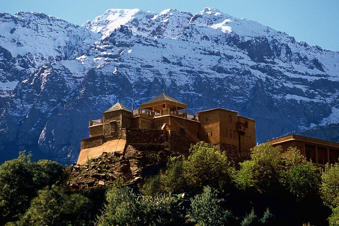 2 Day trekking in Atlas Mountains and Berber Villages From Marrakech guided trek