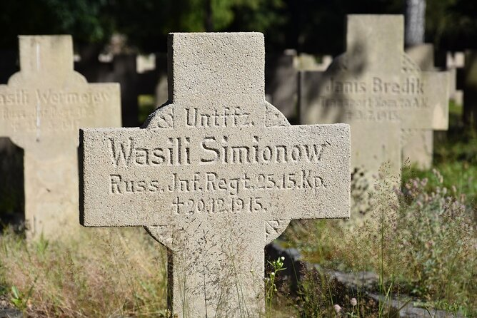 Lambinowice (Lamsdorf) POW camp - private tour from Krakow