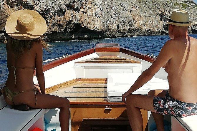 Boat tour to the Caves of Santa Maria di Leuca