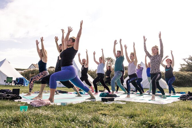 Surf and Yoga in Devon