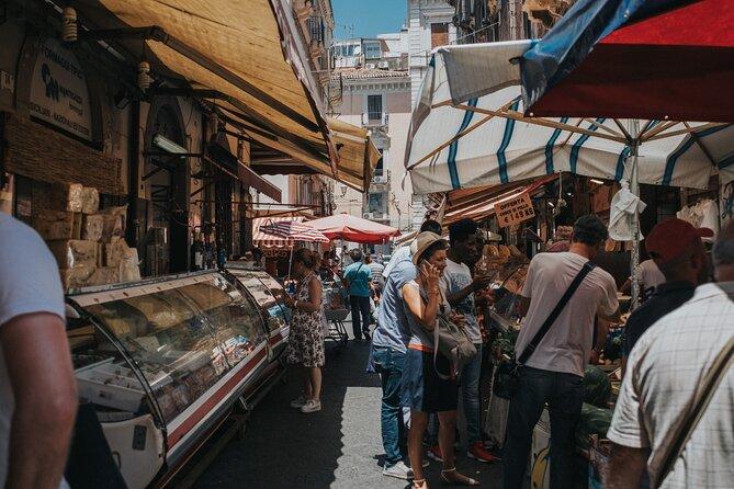 Catania authentic Street Food