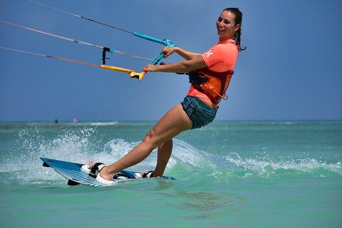 Private Kitesurfing Lesson in Aruba