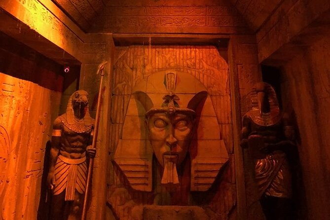 Curse of the Mummy Escape Room