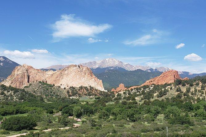 Pikes Peak Regional Wonders full day tour from Denver