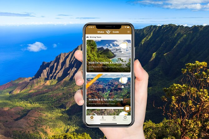 Kauai Tour Bundle: Get 4 Kauai Audio Tours