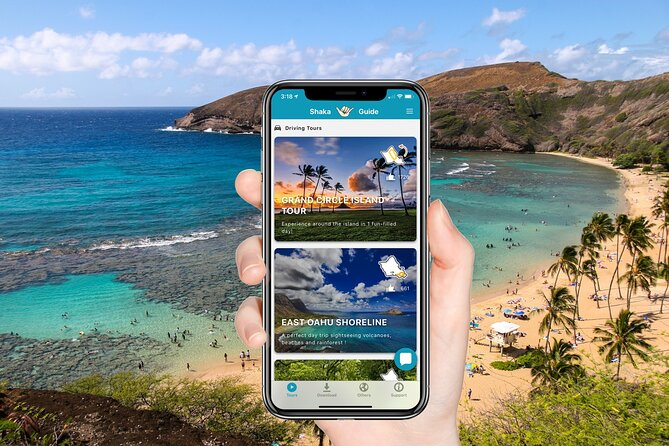 Oahu Driving Tour Bundle: Get 2 Oahu Audio Tours