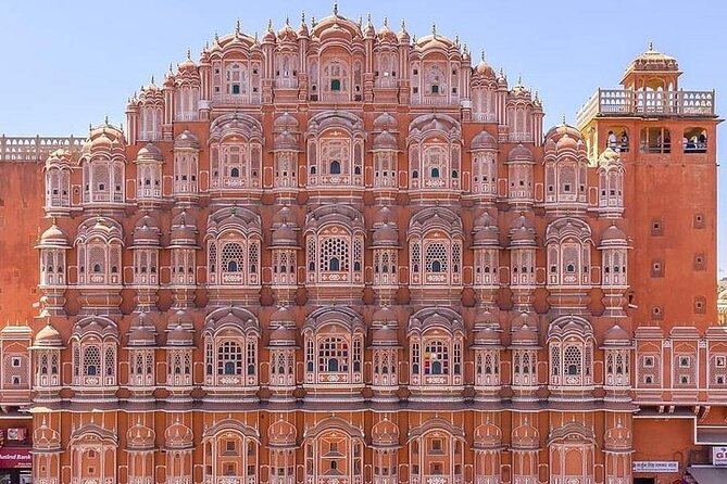 Private Same Day Jaipur City Tour From Delhi