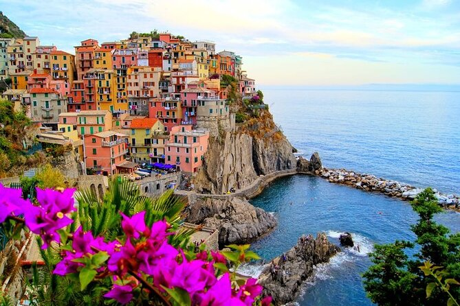 Shared Group Portovenere and Cinque Terre Full Day Tour