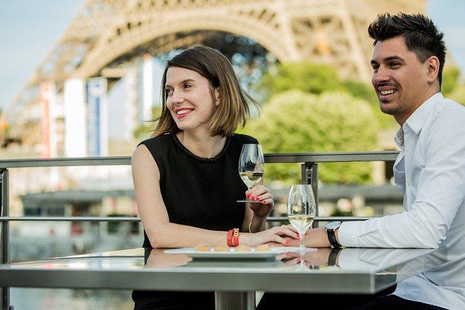 Paris at the First Lodges - Ducasse sur Seine Lunch Cruise