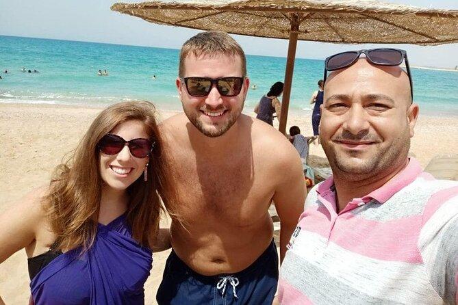 Sokhna la Sarina beach day use Red Sea fun day beach