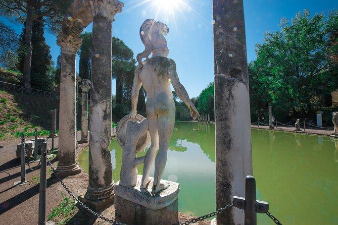 Tivoli Villa D'Este & Hadrians Villa Private Tour with Lunch