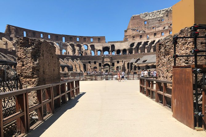 Colosseum Arena, Forum and Palatine Hill - Private Tour