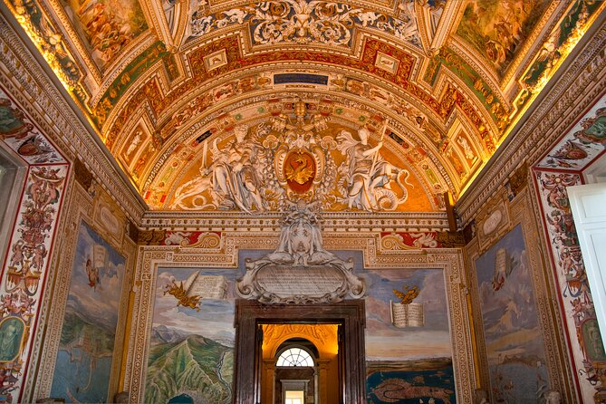 Fast Track Entrance Ticket to Vatican Museums and Sistine Chapel