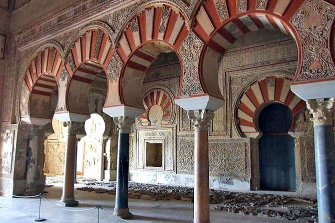 Córdoba: Medina Azahara Private Tour