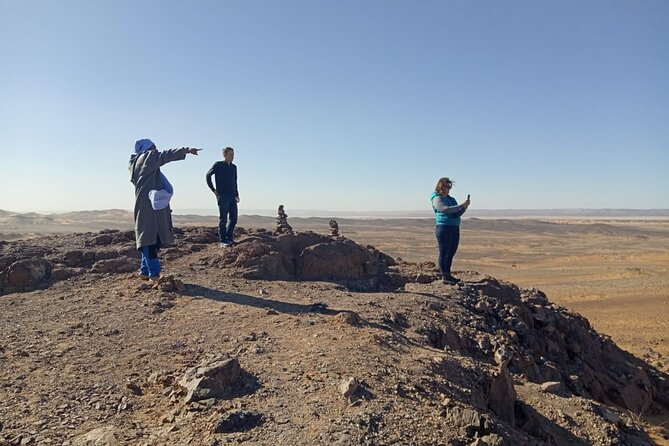 Merzouga 4X4 Half-Day Tour with Lunch