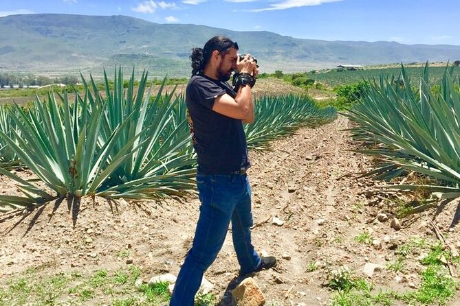 Gastronomy Experince with chef, Culture of Mezcal & Textiles. Private Tour.