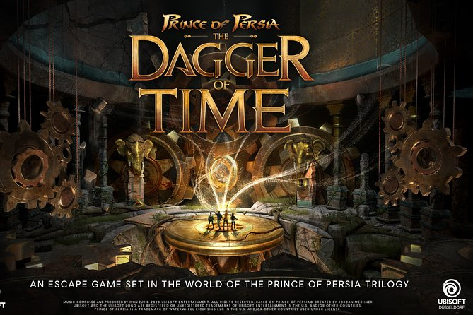 Virtual Escape Game of Prince of Persia The Sands of Time