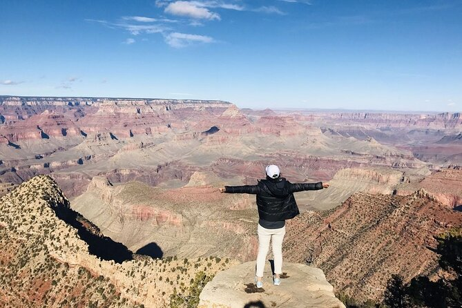 Full-Day Grand Canyon South Rim and East Rim Tour with Pickup