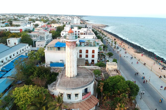 Highlights of the Pondicherry (Guided Half Day City Tour)