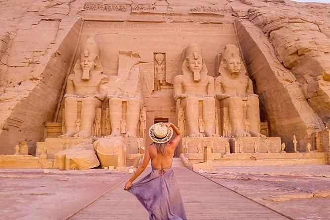 4 days Nile Cruise luxor,Aswan,abu simbel with sleeping Train Tickets from Cairo