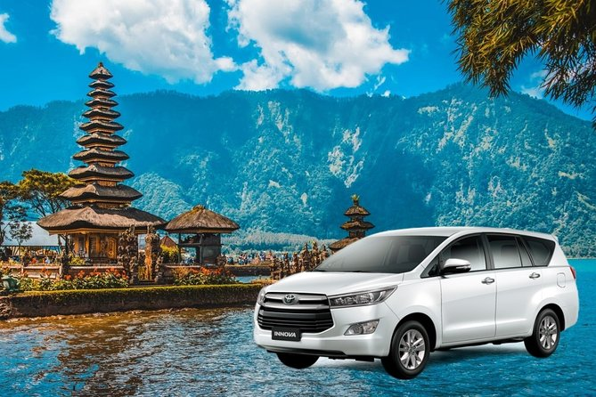 Private Ngurah Rai Airport Transfers (DPS) + Free WiFi